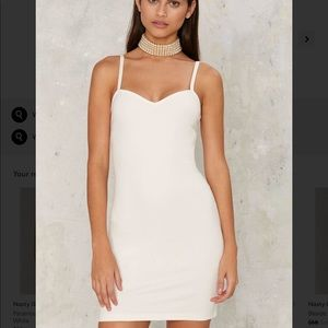 M-149 paramour bodycon dress